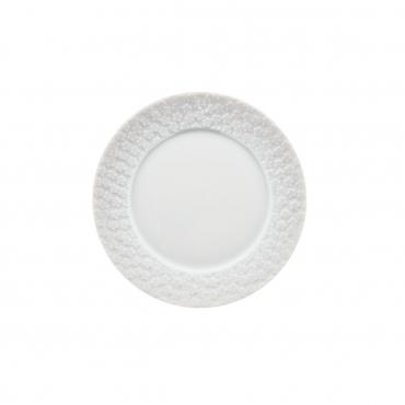 """Пирожковая тарелка """"Королевский цвет"""", D 17 см"""