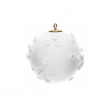 "Елочная игрушка ""Christmas Porcelain"", d 5 см"