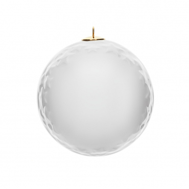 "Елочная игрушка ""Christmas Porcelain"", d 7 см"