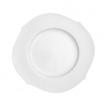 """Набор из двух обеденных тарелок """"Волны"""", D 28,5 см"""