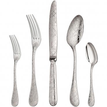 """Набор столовых приборов на одну персону """"Jardin D'Eden"""", 5 предметов"""