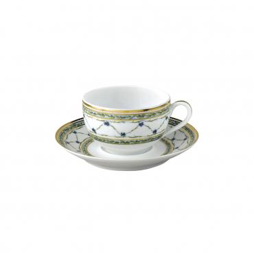 """Блюдце под чашку для чая """"Allée Du Roy"""", d 16,5 см"""