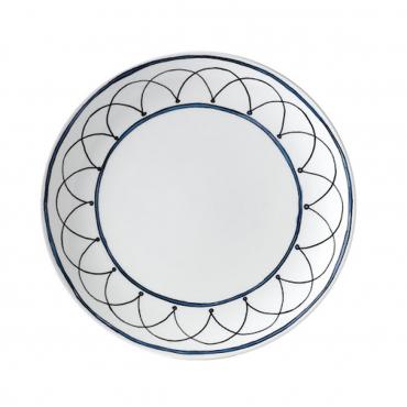 """Обеденная тарелка """"Blue Bird"""", d 27 см"""