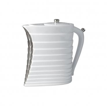 """Чайник """"Лист"""", инкрустированный платиной, v 0,8 л"""