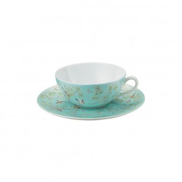"Блюдце под чашку для чая ""Paradis"""
