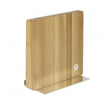"""Подставка для ножей """"Royal Chef"""", дерево, 24х24х9 см"""