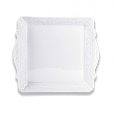 """Поднос """"Louvre White"""", 24х24 см"""