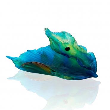 """Ваза """"Fleur De Paon"""", 31,5х25х9 см"""