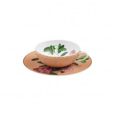 "Блюдце под чашку для чая ""Tresor"", d 17,5 см"