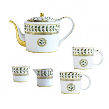 """Чайный набор из пяти предметов """"Констанция"""""""