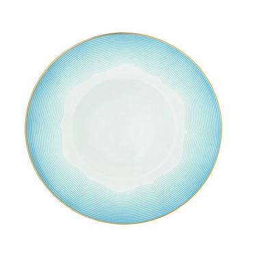 """Тарелка для супа """"Aura"""", d 27 см (клош отдельно)"""