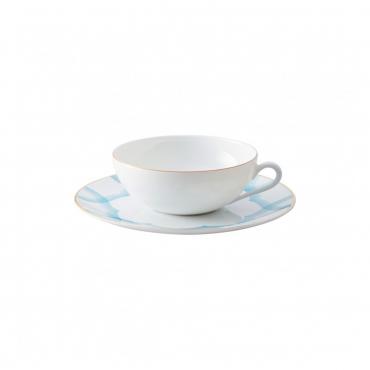 """Блюдце под чашку для чая """"Aura"""", d 17,5 см"""