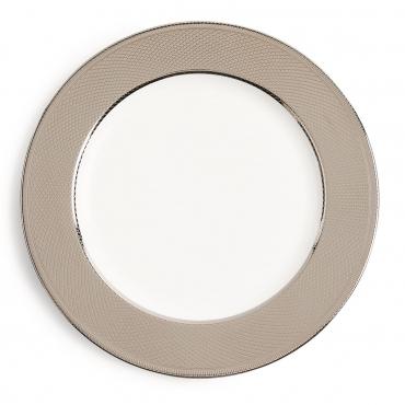 """Подстановочная тарелка """"Guilloché"""", d 29,5 см"""