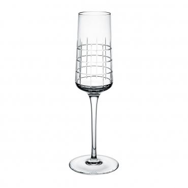 """Бокал для шампанского """"Графика"""", h 20 см"""