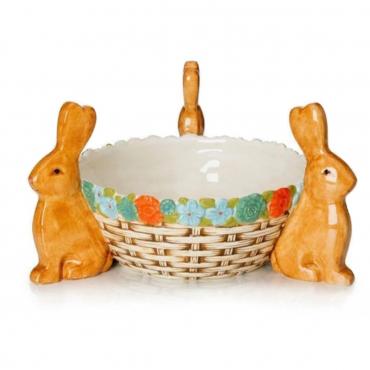 """Пиала """"Happy Rabbit"""", 27x16 см"""