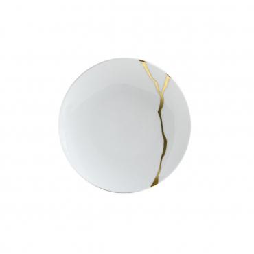 "Пирожковая тарелка ""Кинтсуги Саркис"", d 16 см"