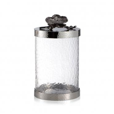 """Емкость для хранения """"Black Orchid"""" большая, h 30 см"""