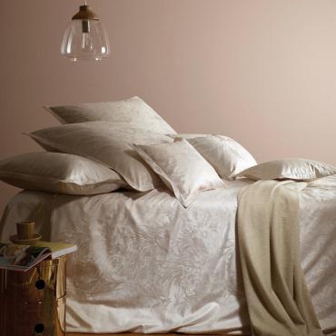 """Комплект постельного белья """"Calista"""", дамаст, евростандарт"""