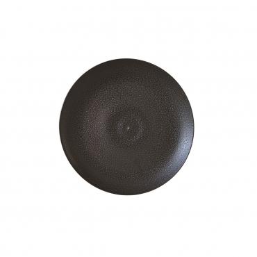 """Пирожковая тарелка """"Bulle Sable Noir"""", d 16 см"""