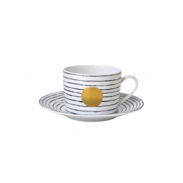 "Блюдце к кофейной чашке ""Aboro Sarah Lavoine"", d 14 см"