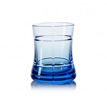 """Стакан для воды """"Cosmos"""", голубой, h 10,5 см"""