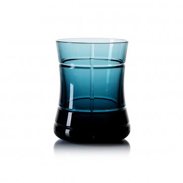 """Стакан для воды """"Cosmos"""", темно-синий, h 10,5 см"""