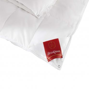 """Одеяло пуховое """"4 сезона"""", 2 в 1, 200x220 см"""