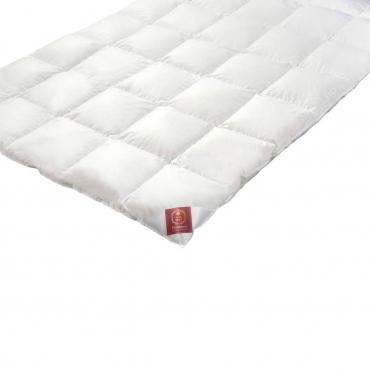 """Одеяло пуховое """"Carat"""", легкое, 155x200 см, 290 г"""