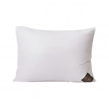 """Подушка пуховая для поддержки шеи """"Chalet"""", мягкая, 40x60 см"""