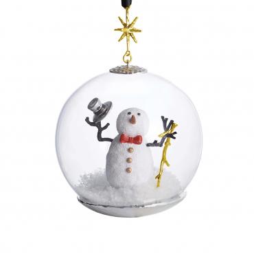"""Елочная игрушка """"Christmas Tree Toys"""", d 8 см"""