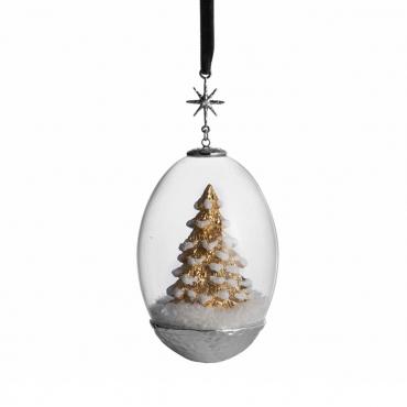 """Елочная игрушка """"Christmas Tree Toys"""", h 10 см"""