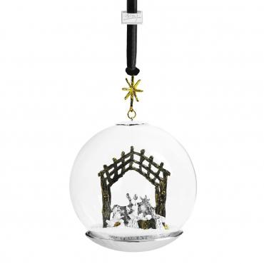 """Елочная игрушка """"Christmas Tree Toys"""", h 12 см"""