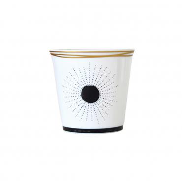 """Кофейная чашка """"Aboro Sarah Lavoine"""", желтая, v 0,08 л"""