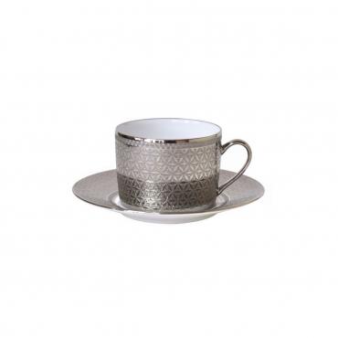 """Кофейная чашка с блюдцем """"Divine"""", v 0,15 л"""