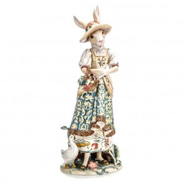 """Статуэтка """"Mrs. Rabbit"""", h 52 см"""
