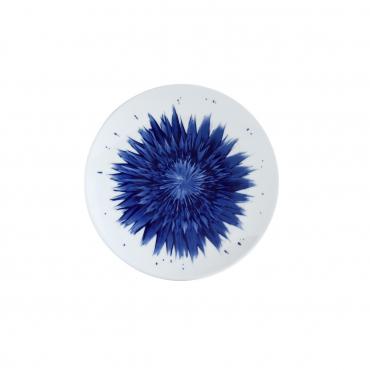 """Пирожковая тарелка """"В цвету"""", d 16 см"""