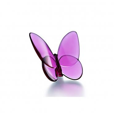 "Статуэтка ""Papillon Lucky Butterfly"" фиолетовая, h 6,5 см"