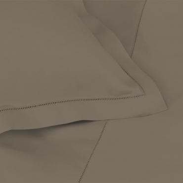 """Простыня """"Raso"""", коричневая, 300х320 см"""