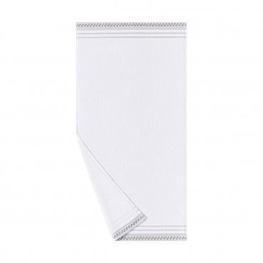 """Полотенце вафельное для рук """"Envol"""", серое, 50X100 см"""