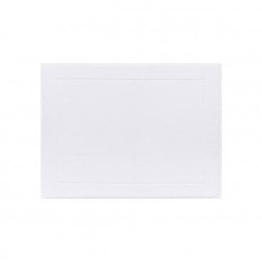 "Полотенце для ног ""Caresse"", белое, 60х80 см"