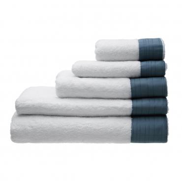 """Набор из пяти полотенец c жаккардовым кантом """"Towels"""", col.378"""