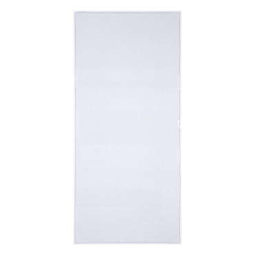 "Полотенце вафельное для рук ""Volupty"", белое, 50X100 см"