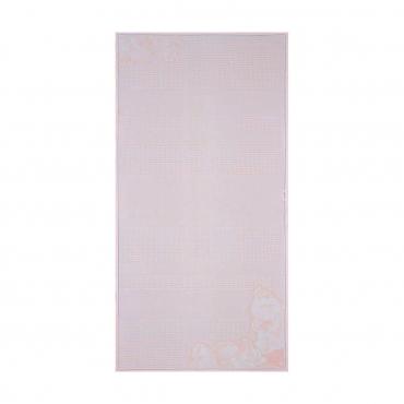"""Полотенце вафельное для рук """"Volupty"""", розовое, 50X100 см"""