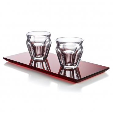 "Набор из двух чашек для эспрессо ""Аркур"", v 0,09 мл"