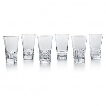 """Набор из шести высоких стаканов """"Ежедневный"""", h 14 см"""