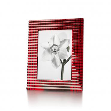 """Рамка для фото """"Eye"""", красная, h 23 см"""