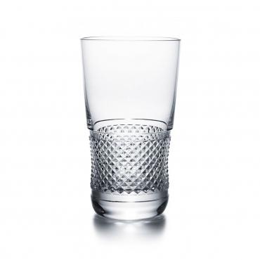 """Набор из двух стаканов для воды """"Diamant"""", h 14 см"""