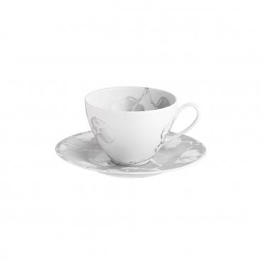 """Блюдце для чайной чашки """"Botanical"""", d 17 см"""