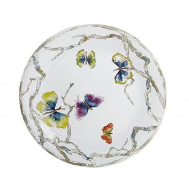 """Обеденная тарелка """"Butterfly Ginkgo"""", d 28 см"""