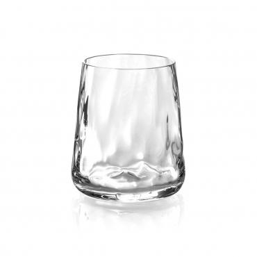 """Набор из четырех стаканов для воды """"Ripple Effect"""", v 0,38 л"""